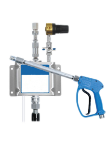 Centralized Foaming units